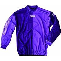 Derbystar Club - Camiseta para hombre, tamaño XL, color morado oscuro/morado claro