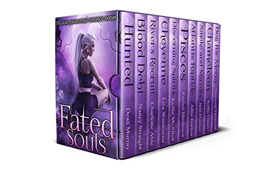 fated-souls-10-clean-paranormal-romance-stories-english-edition