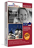 Produkt-Bild: Sprachenlernen24.de Estnisch-Basis-Sprachkurs: PC CD-ROM für Windows/Linux/Mac OS X + MP3-Audio-CD für MP3-Player. Estnisch lernen für Anfänger.