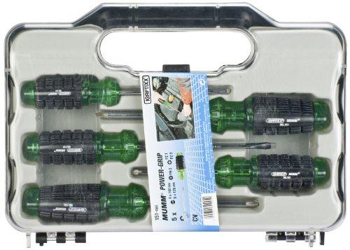 Preisvergleich Produktbild kwb Kraftixx Mu mm Schraubendrehersatz, 5-teilig 151005
