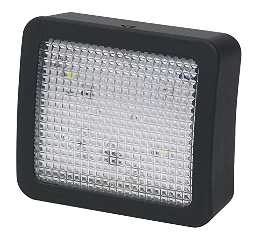 2x TV Simulator Imitator mit LED Sicherheitsleuchte 25x70x80mm