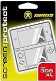 snakebyte screen:protect- Screen Protector - Bildschirmschutzfolie für Nintendo 3DS XL