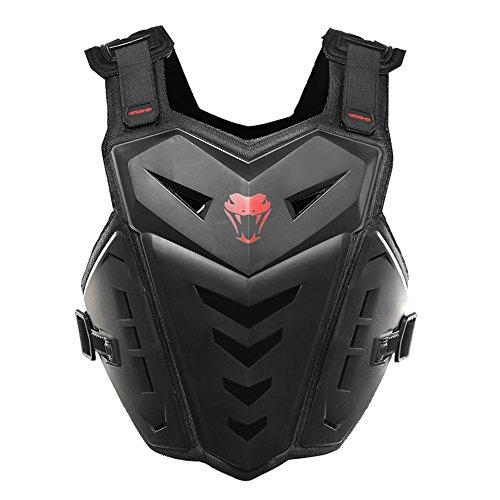 Animatey Motocross MX Protektoren Weste Jacke Universal Sport Armor Wear für Offroad Supermoto Downhill - Supermoto Jacke