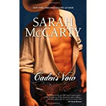 Caden's Vow (Hqn) by Sarah McCarty (2012-11-20)