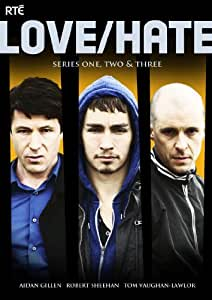 Love / Hate - Series 1, 2 and 3