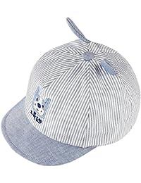 Berretto da baseball Bambino Ragazzo Ragazza Cappello Visiera in Cotone per  pesca spiaggia Age adatto 4 ea353b32b2f9