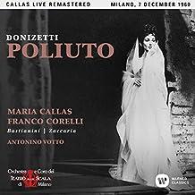Donizetti: Poliuto (Milan, 07/12/1960)