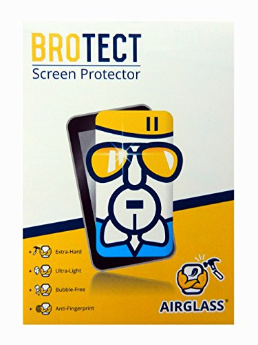 Bedifol BROTECT AirGlass Premium Glasfolie passgenau für Omega Seamaster Diver (41 mm), Extrahart, Ultraleicht, Glas Schutzfolie