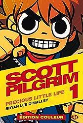 Scott Pilgrim, tome 1 : Scott Pilgrim Precious Little Life (éd. couleur)
