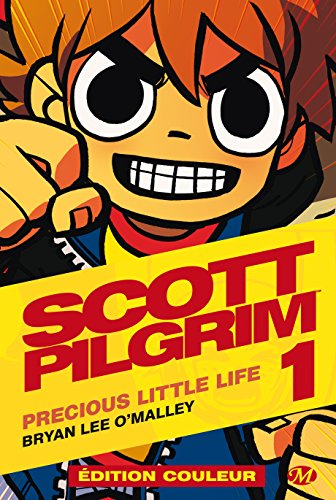 Scott Pilgrim, Tome 1: Scott Pilgrim ed couleur
