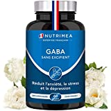 GABA 750 mg/j - Diminution du stress et de...