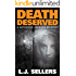 Death Deserved (A Detective Jackson Mystery Book 11)
