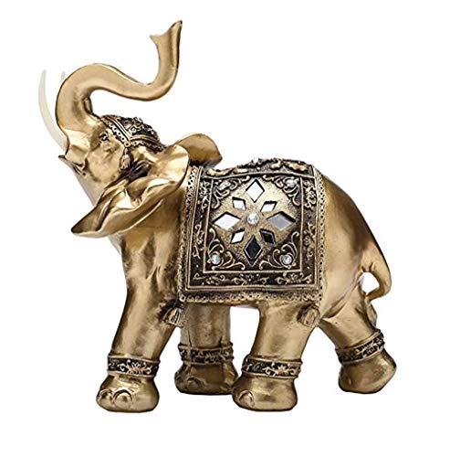 Porzellanfiguren, Dekofamilie aus Keramik, kreative Möbelkunst als Geschenkornamente, moderner Stil und kreative Dekorationselemente