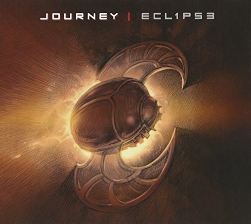 Journey: Eclipse (Ltd.Ecolbook) (Audio CD)