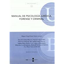 Manual De Psicología Jurídica, Forense Y Criminal (TEXTOS DOCENTS)