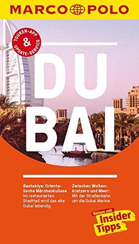 Produktbild MARCO POLO Reiseführer Dubai: Reisen mit Insider-Tipps. Inkl. kostenloser Touren-App und Events&News