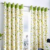 Fusion Kissen 'Beechwood' 100% Baumwolle, Textil, grün, 46x54 (117 x 137 cm)