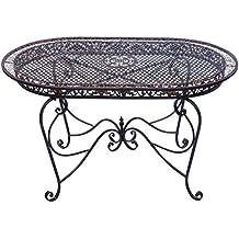 Tavolo ferro battuto giardino - Tavolo in ferro battuto da giardino ...