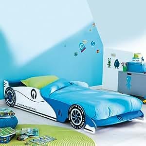 """Autobett """"Grand Prix"""" Farbe: Blau"""