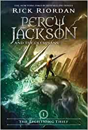 first rate classic fit info for Percy Jackson and the Olympians, Book One The Lightning ...