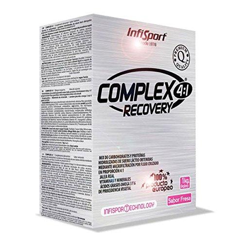 Infisport Complex 4:1 Recovery - 1 kg Fresa