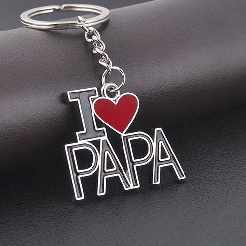 Gemini _ mall® perfect way to say i love you, beautiful mini argento portachiavi ciondolo portachiavi in metallo