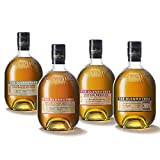 Glenrothes 2001 + Sherry Cask + Vintage Reserve + Peat Cask - Whisky, pack de 4 botellas x 0.7 L