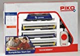 PIKO HO Scale Model Trains - CONNEX Passenger Starter Set - 57180 by Unknown
