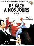 De Bach à nos jours Volume 2B
