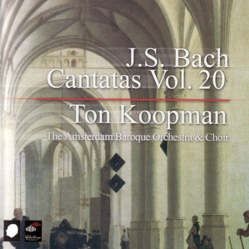 """""""Herr Gott, Beherrscher Aller Dinge"""" BMV120a: Recitative (Bass, tenor) and Chorus: """"Wie wunderbar, O gott, sind deine Werke"""""""