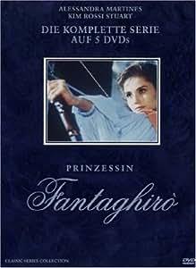 DVD * Prinzessin Fantaghiro [Import anglais]