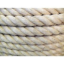 Sisal Natürlichen Seil 12Mm X 21Meter