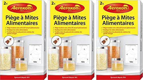 Aeroxon Piège à Mites Alimentair...