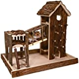 Trixie 61642 Natural Living Birger Spielplatz, 36 × 33 × 26 cm