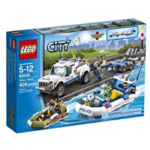 LEGO City Police 60045 Police Patrol
