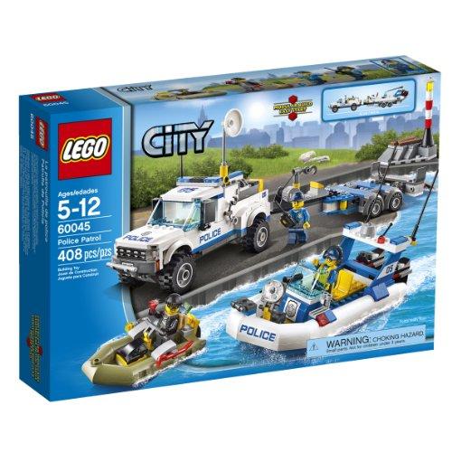 Preisvergleich Produktbild LEGO City Police 60045 Police Patrol