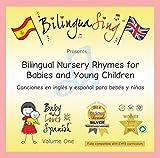 Chansons espagnoles pour les bébés | CD de comptines anglaises et espagnoles...