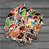 YLGG Anime Classic Stickers Jouet pour Ordinateur Portable Skateboard Bagages Decal...