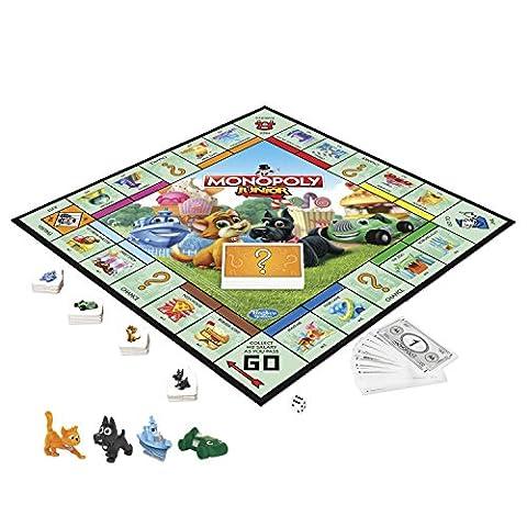 Monopoly Junior Brettspiel (Englisch Sprache) (Junior Board)