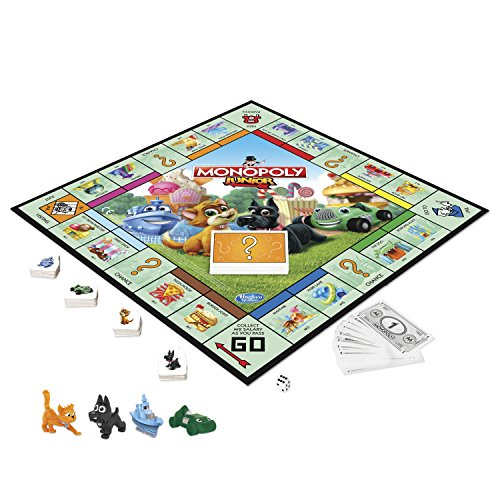Monopoly Junior Brettspiel  (Englisch Sprache)