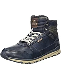 Mustang Men's 4095-601 Ankle Boots