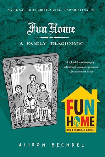 Fun Home: A Family Tragicomic por Alison Bechdel epub