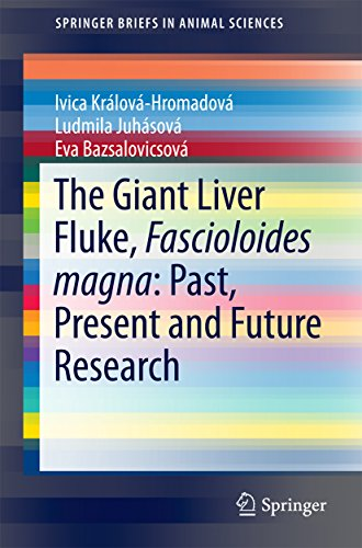The Giant Liver Fluke, Fascioloides Magna: Past, Present And Future Research (springerbriefs In Animal Sciences) por Ivica Králová-hromadová epub