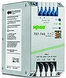 WAGO EPSITRON Hutschienen-Netzteil, Schaltnetzteil, DIN-Netzgerät 24 V/DC 12500 mA