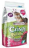 Versele Laga Chinchilla/Degufutter Crispy Pellets 1 kg, 3er Pack (3 x 1 kg)