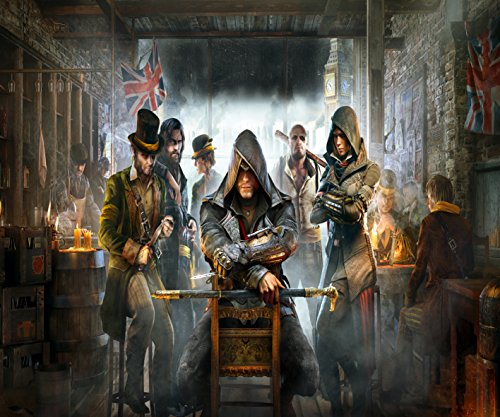 assassins-creed-syndicate-characters-235cm-x-195cm-mousemat-mousepad