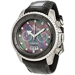 Vip Time Italy Women's VP8008BK Magnum Lady Sporty Chronograph Watch
