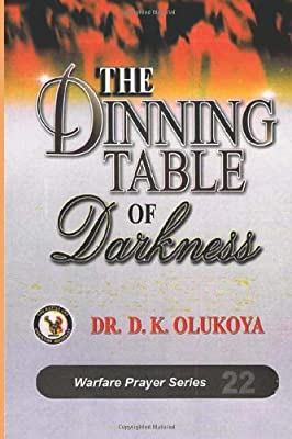 The Dining Table of Darkness - low-cost UK light shop.
