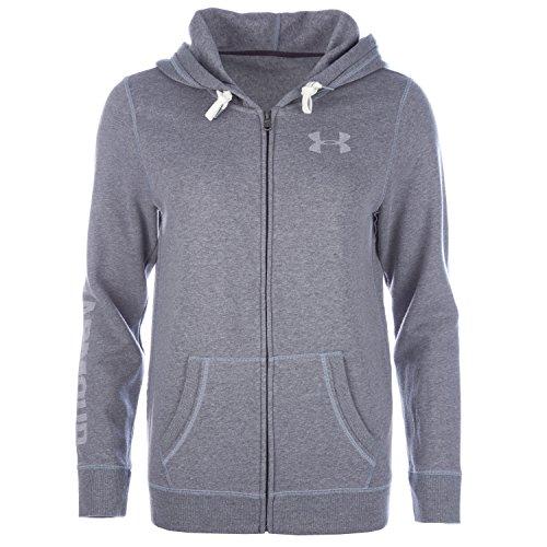 Under-Armour-Womens-Favorite-Fleece-Full-Zip-Warm-up-Top