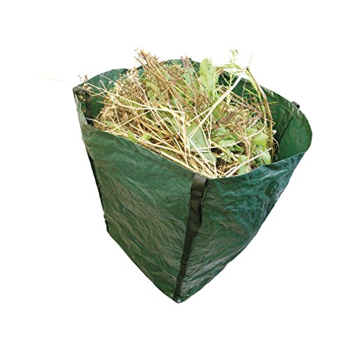 Silverline 868674 - Saco jardín resistente 360 litros
